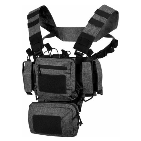 Hrudný nosič Helikon-Tex® Training Mini Rig® TMR - Melange, Black