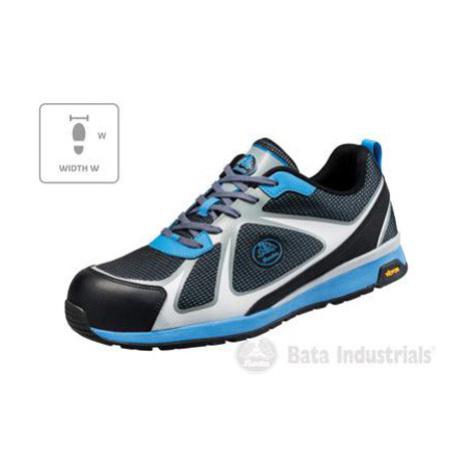 Bata Industrials BRIGHT 021 W B20B5 modrá Baťa