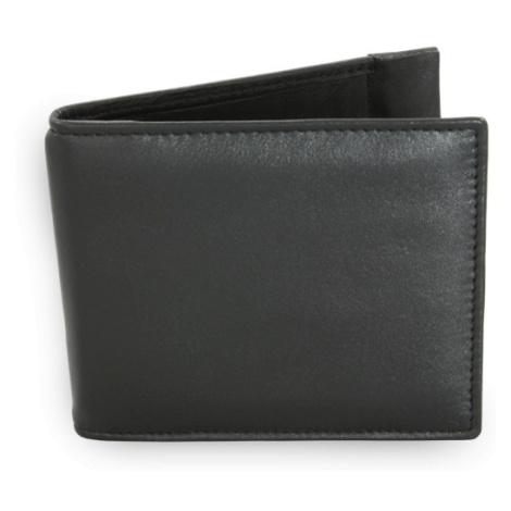 Černá pánská kožená peněženka Chasen Arwel