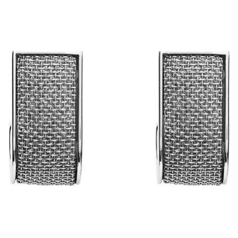 Skagen Stylové ocelové náušnice SKJ1150040