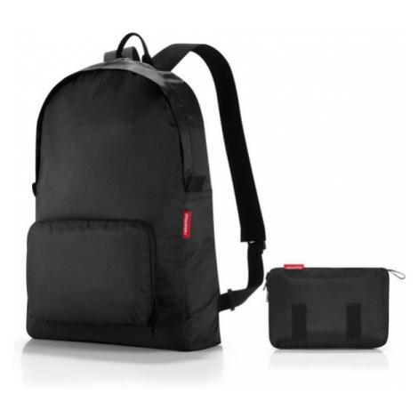 Skládací batoh Reisenthel Mini Maxi Rucksack černý
