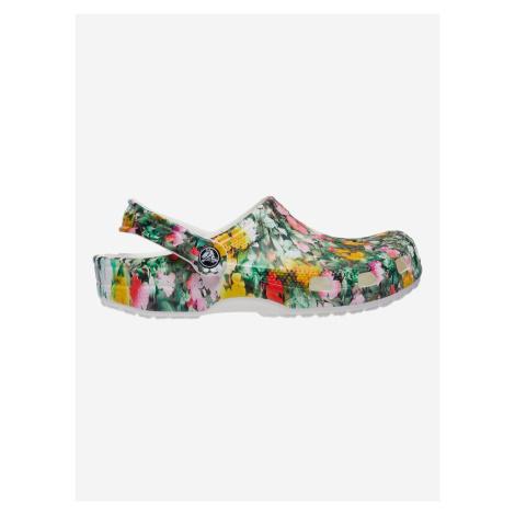 Classic Printed Floral Clog Crocs Crocs Barevná