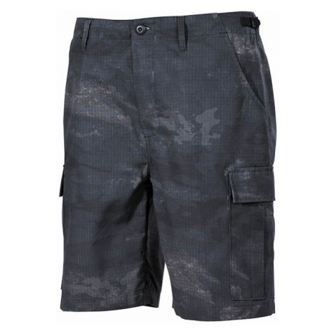 Kalhoty krátké BDU RipStop HDT camo LE Max Fuchs