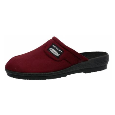 ROGALLO, Domácí obuv  3320/002 červená EU 42