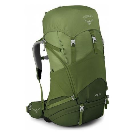 Batoh Osprey Ace 75 II venture green