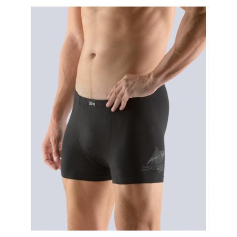 Men's boxers Gino black (73083)