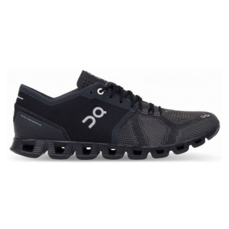 ON CLOUD X černá - Pánská běžecká obuv