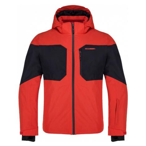 LOAP FRITZ Pánská lyžařská bunda OLM1820G20L Fiery Red