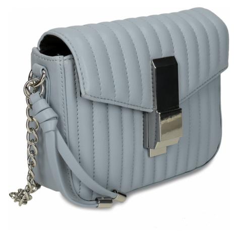 Modrá malá kabelka přes rameno Baťa