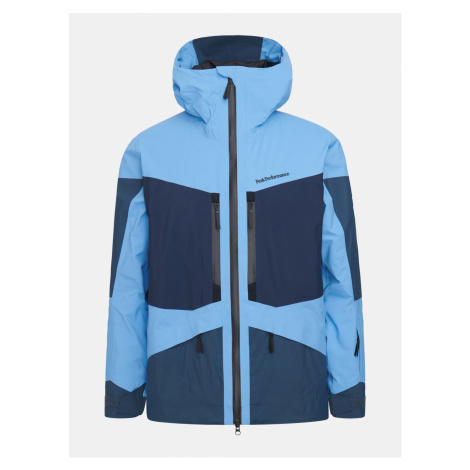 Bunda Peak Performance M Gravity 2L Jacket - Modrá