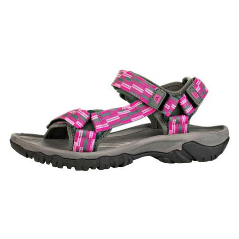 Arne růžová letní sandály ALPINE PRO