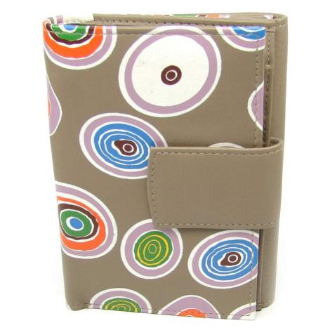 Malá kožená dámská peněženka Golunski