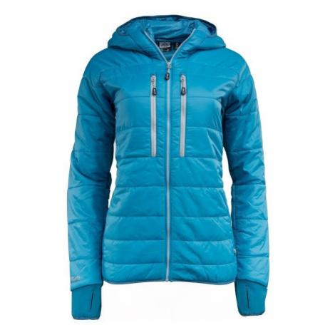 Dámská bunda McKinley M-Tec Tamaki - modrá, II. jakost D