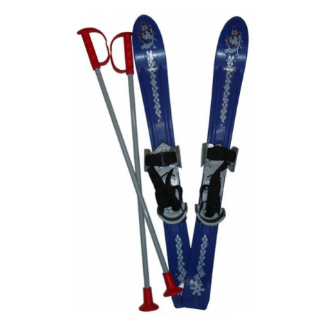 Plastkon Lyže Baby Ski 90 cm Barva: modrá