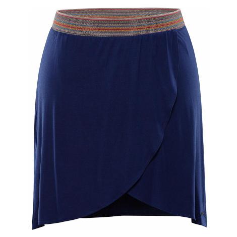Dámská sukně GAYA - tmavě modrá ALPINE PRO