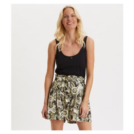 Šortky Odd Molly Mesmerizing Shorts - Zelená