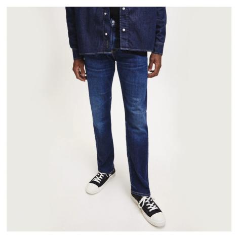 Calvin Klein pánské tmavě modré džíny