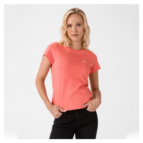 Calvin Klein dámské oranžové triko