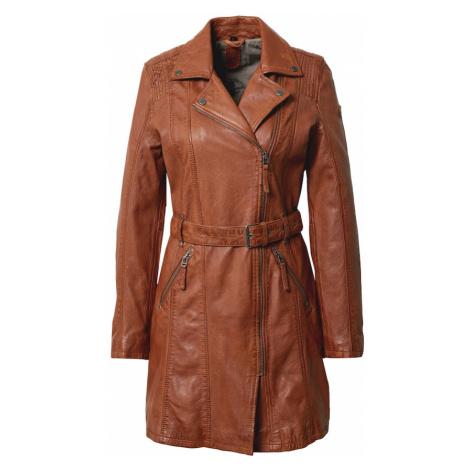 Gipsy Přechodný kabát koňaková