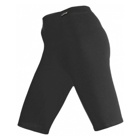 LITEX Leggings nad kolena 99401901 černá
