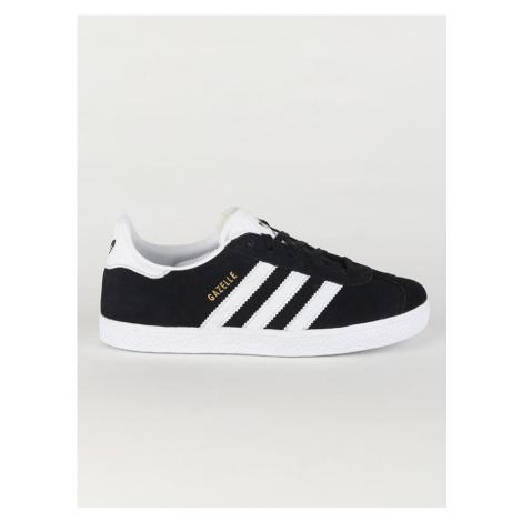 Gazelle Tenisky dětské adidas Originals Černá