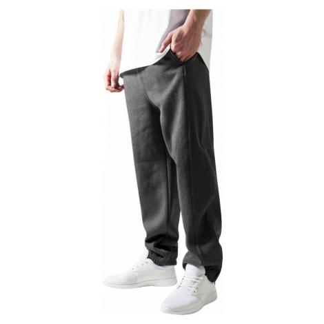 Sweatpants - charcoal Urban Classics