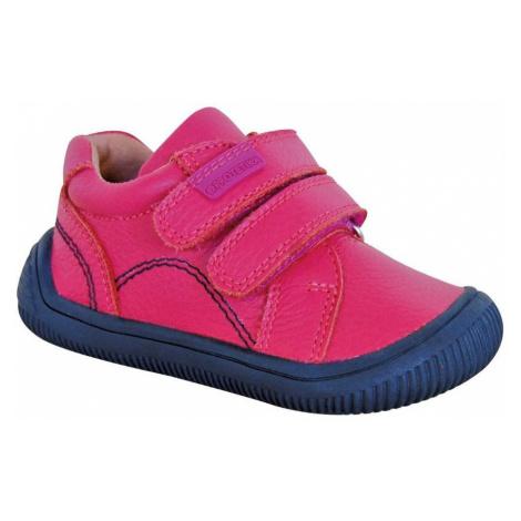 dívčí boty Barefoot LARS PINK, Protetika, růžová