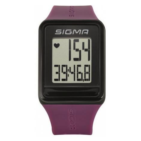Sigma iD.GO fialová - Sporttester