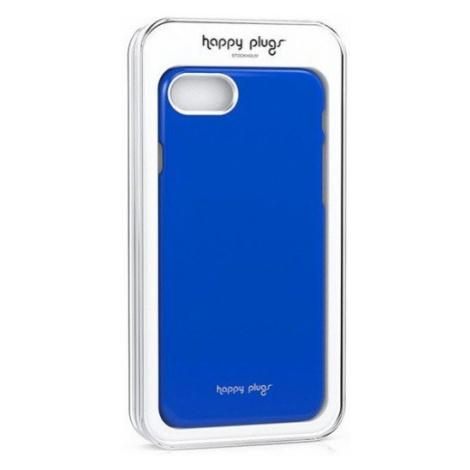 Ultratenký obal na iPhone – kobaltový Happy Plugs