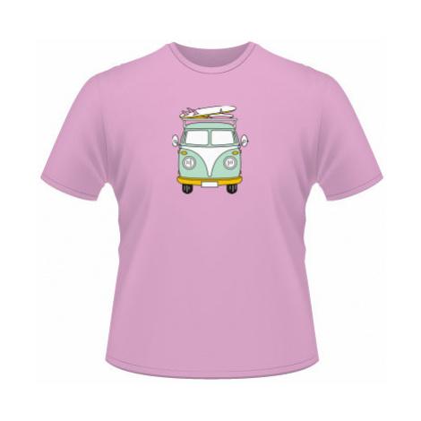 Pánské tričko SuperStar Camper Van