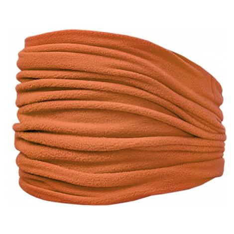MAXIMO Šála 'Olly' oranžově červená