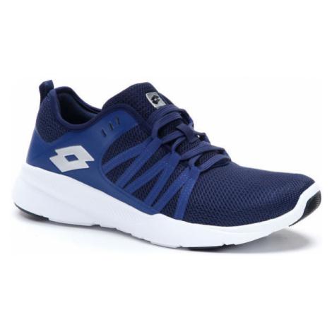 Lotto DINAMICA 100 II modrá - Pánská fitness obuv