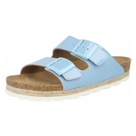 Espadrij l´originale Pantofle 'Ami' kouřově modrá