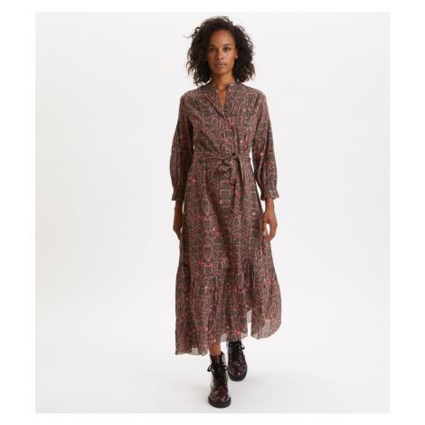 Šaty Odd Molly For The Love Of Lust Dress - Černá