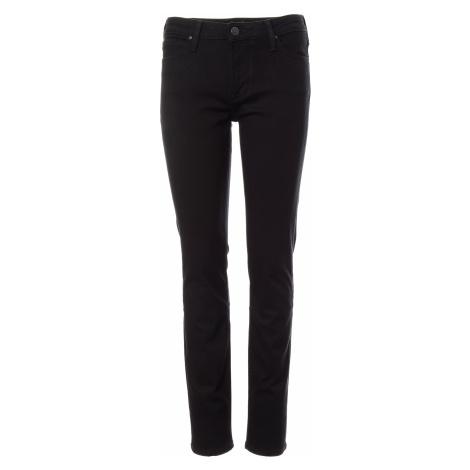 Lee jeans Elly Black Rinse dámské černé
