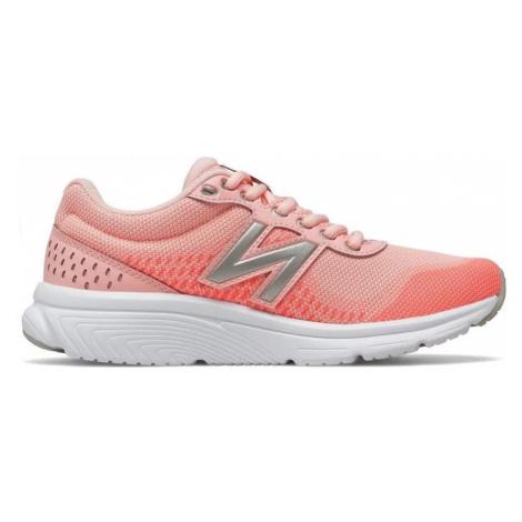 Dámská běžecká obuv New Balance W411LP2 Růžová / Bílá