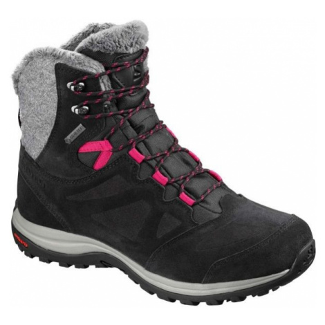 Salomon ELLIPSE WINTER GTX W černá - Dámská zimní obuv