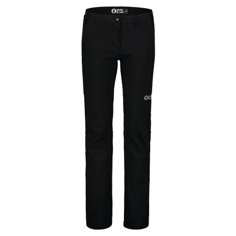 Nordblanc Suss dámské softshellové kalhoty černé