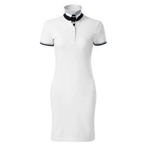 Malfini premium Dress up Dámské šaty 27100 bílá
