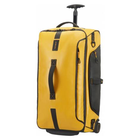 Samsonite Cestovní taška Paradiver Light 74,5 l - žlutá