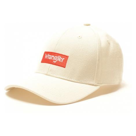 Kšiltovka Wrangler Logo Cap béžová