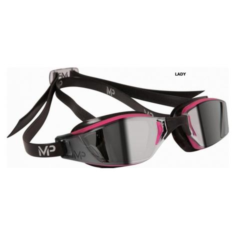 Plavecké brýle Michael Phelps Xceed Lady zrcadlový zorník Aqua Sphere