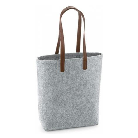 Premium plstěná taška, Černá