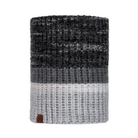 Buff Knitted & Polar Neckwarmer Alina grey