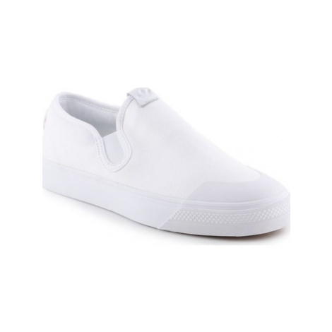 Adidas Nizza Slip ON Bílá