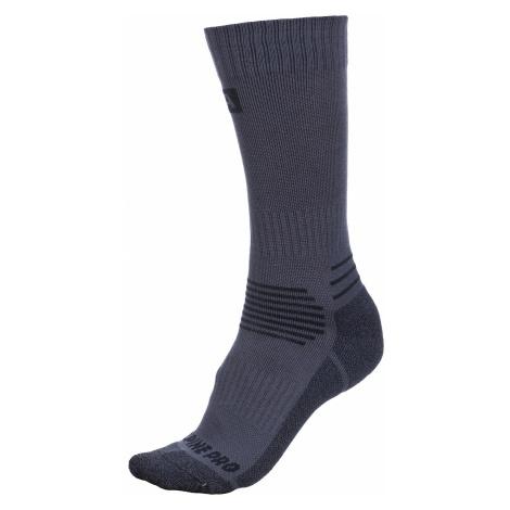 Unisex ponožky Alpine Pro CABECOU - tmavě šedá