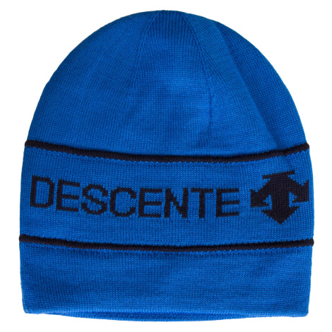 Čepice Descente KELTON  modrá