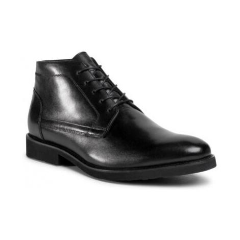Šněrovací obuv Lasocki for men MI08-C774-706-09 Přírodní kůže (useň) - Lícová