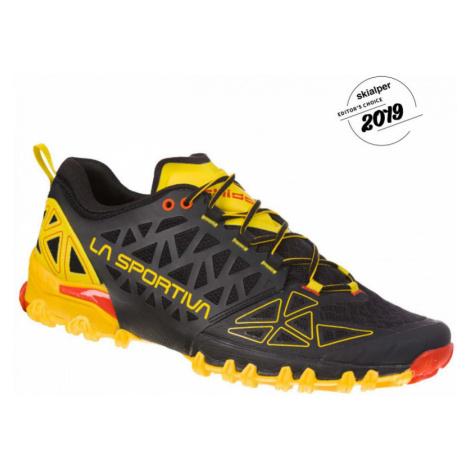 Pánské boty La Sportiva Bushido II black/yellow
