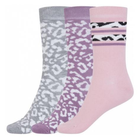 Pepe Jeans Pepe Jeans dámské ponožky Sienna   3 páry